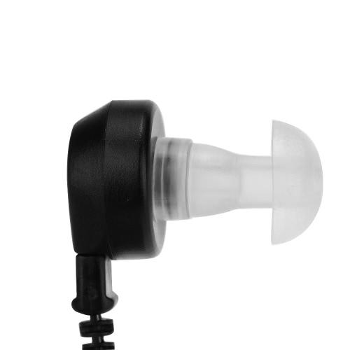 AXON X-136 Pocket Hearing Aid Mini Ear Sound Amplifier Deaf Aid 2 Different Size Earplugs Volume Adjustable Audiphone Hearing-impaired MINI Loudspeaker