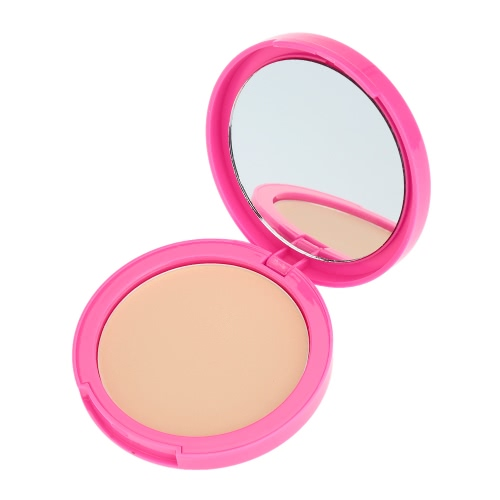 Mineral Pressed Face Makeup Powder Palette Skin Finish