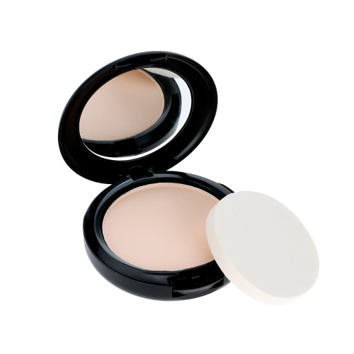 Buy Abody Face Makeup Powder Skin Translucent Cosmetic Finishing Puff Nature Color Pressed Foundation Waterproof Smooth