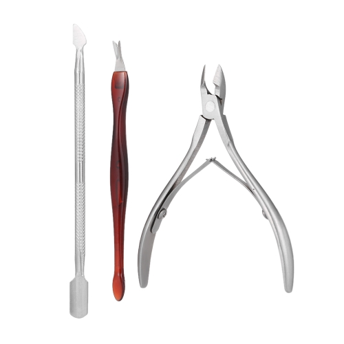 Buy Stainless Steel Nail Clipper Kit Tools Manicure & Pedicure Set Professional Travel Grooming