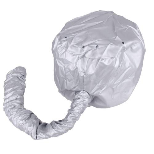 Hair Dryer Bonnet Hood Nylon Hair Dryer Attachment Head Cover Hot Oil Treatment Hat for Home & Salon Barber