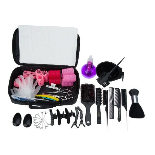 Buy Hair Salon Scissor Bag Hairdressing Tool Barber