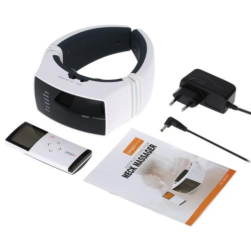 Pango Electric Neck Massager Shoulder Vibration Body Alleviate Fatigue Machine Health Care Tool Chargeable EU Plug
