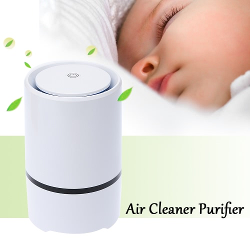 Buy Mini Air Cleaner Purifier Negative Ion Ionizer Fresh Home Use