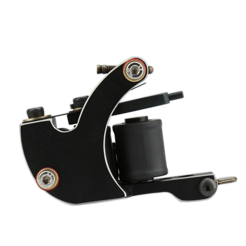 Buy Professional Black Tattoo Liner Machine 8 Wrap Coils