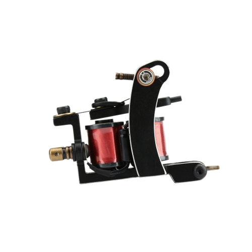 Tattoo Machine Liner Gun Tattoo Equipment 10 Coil Wraps Arc-shaped от Tomtop.com INT