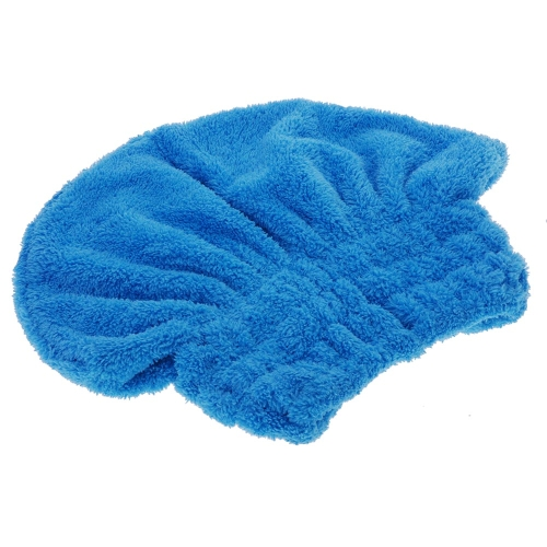 Useful Dry Hair Hat Microfiber Hair Turban Quickly Dry Hair Hat Wrapped Towel Bathing Cap
