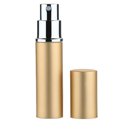 Buy 6ml Mini Portable PerfumeBottle Aluminum MetalBottle Small Perfume SprayBottle Lotion Cosmetic Spray Bottle Glass Liner 9 Colors Choose