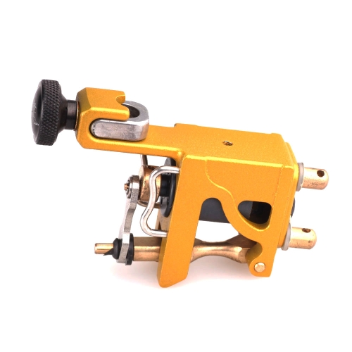 Mini Shape Tattoo Machine Lightweight Rotary Motor Liner or Shader Brass Armature Bar от Tomtop.com INT