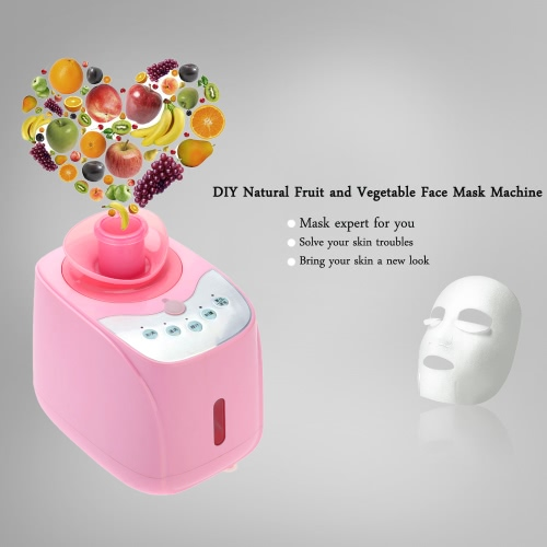 Buy DIY Natural Fruit Vegetable Face Mask Machine Men Women Whitening Moisturizer Dispel Freckle