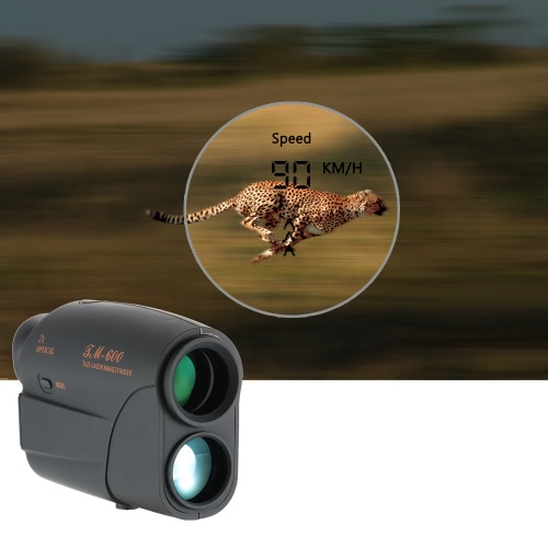 600m Outdoor Compact 7X25 Rangefinder,free shipping $64.99(Code:FINDER5)