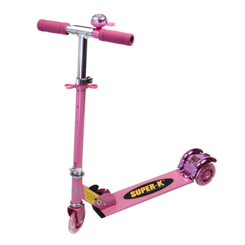 Buy Folding Scooter Mini Kick Three Wheel