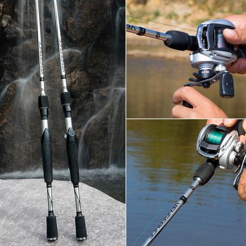 ABU GARCIA VENGEANCE Spinning Rod Carbon Lure Casting Rod Spinning Fishing Rod MML Power