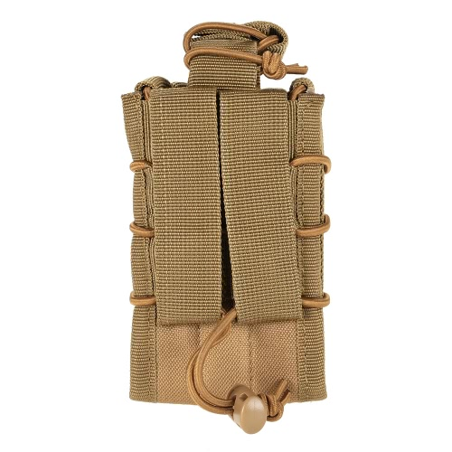 Buy Tactical Double Magazine Mag Pouch Outdoor Military Gear Hunting Bag Accessory Utility Tool