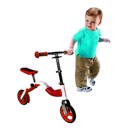 Buy Docooler Scooter Height Adjustable Mini Kick Toddler Kids Child 2 Wheel Ride Bike Folding Handle Seat