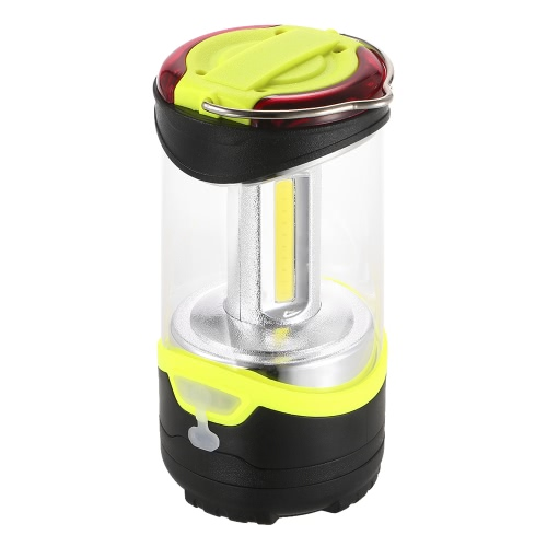 Portable LED Camping Light 3 Modes USB Rechargeable Tent Lamp LED Tent Light Camping Lantern Outdoor Adventure Household Activities