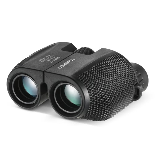 TOMSHOO High Powered 10x25 Compact Binocular,limited offer $15.99