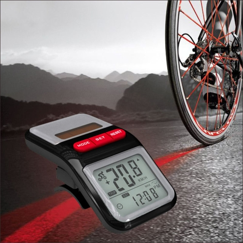 CR770 Bike Odometer and Speedometer,limited offer $6.99