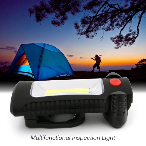 Buy Outdoor Indoor Portable Emergency LED Camping Lantern Light Water Resistant Mini Hand Torch Hanging Lamp Magnets
