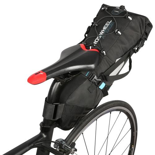 ROSWHEEL 131372 Water-resistant 10L Bike Tail Bag,free shipping $25.99(Code:ROSEBAG7)
