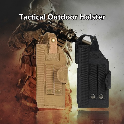 Tactical Outdoor Holster Pouch Wrap Design Tactical Kit Military Gear Accessory Pouch Utility Tool