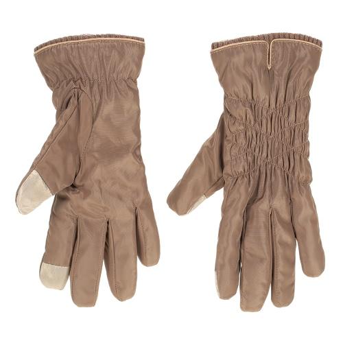 Woman Warm Winter Full Finger Touch Screen Gloves Mittens Women Gloves Winter
