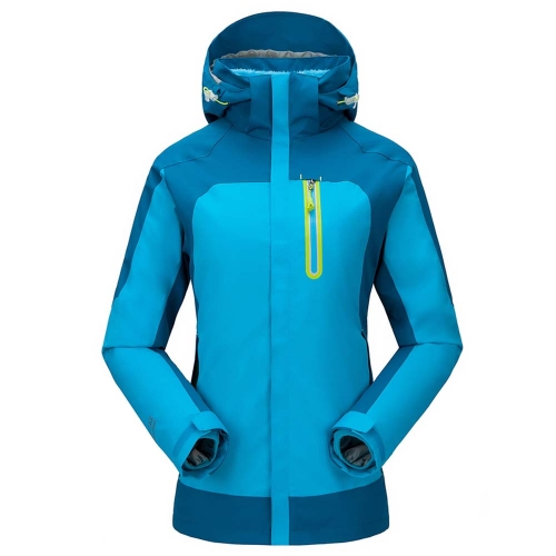 Buy Women's 3 1 Water-resistant Windproof Jacket Thermal Fleece Outdoor Sports Camping Mountaineering Skiing Coat