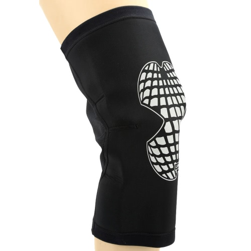 Lixada Sports Elastic Leg Support Brace Wrap Protector Pad Knee Guard for Running Basketball от Tomtop.com INT