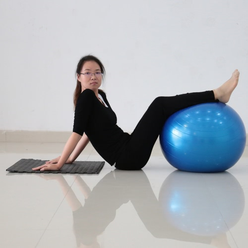 Buy 85cm Fitness Exercise Gym Fit Yoga Core Ball Multi-use Indoor Training