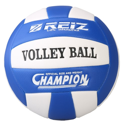 ?1pcs Official Standard Weight Size 5# Outdoor/Indoor Sewing Volleyball Ball Soft-touch Microfiber Leather