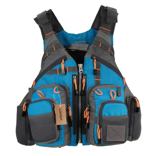 ​Lixada Outdoor Breathable Fishing Life Vest от Tomtop.com INT