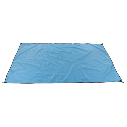 Buy Outdoor Moistureproof Thick Oxford Cloth Tent Sleeping Pads Picnic Camping Hiking Groundsheet Blanket Mat Sunshade Shelterts Army Green