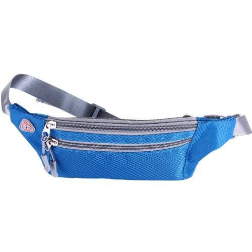 Buy Outdoor Sports Movement Anti Theft Pocket Men Women Multifunctional Money Cell Phone Belt Bag Waterproof Marathon Running Zip Waist Pouch Camping Hiking
