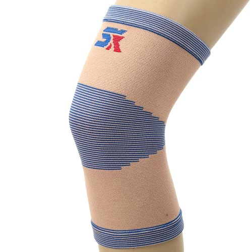 Breathable Elastic Knee Support Sports Leg Knee Sleeve Brace Wrap Protector Patella Guard