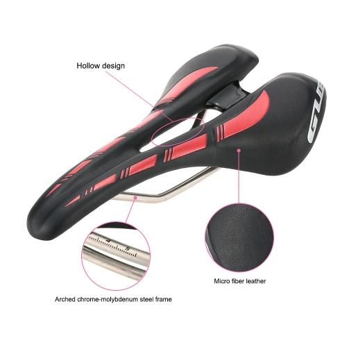 Buy MTB Mountain Bike Road Cycling Cushion Saddle Lightweight Bicycle Seat