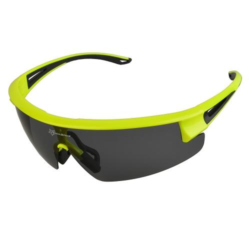 Buy ROCKBROS Polarized 100% UV400 Blocking Cycling Sunglasses Bicycle Bike Glasses Eyewear Hiking Climbing Sun Goggle 3 Colors