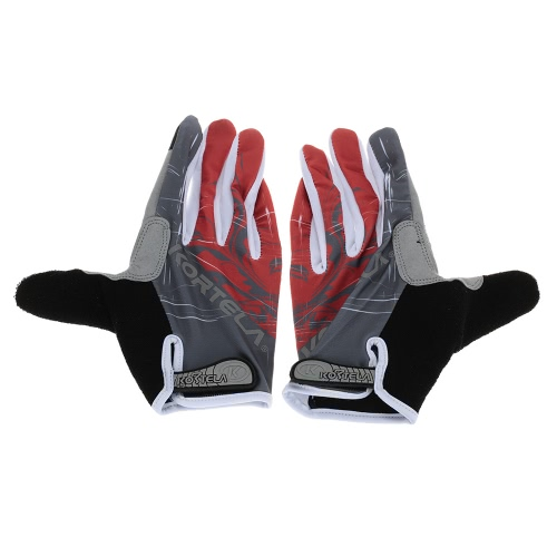 Full Finger Sports Gloves Racing Riding Road Bike Motor Cycling Bicycle Gloves