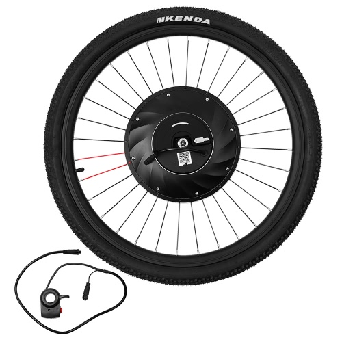 Buy 26 inch Smart Electric Front Bicycle Wheel