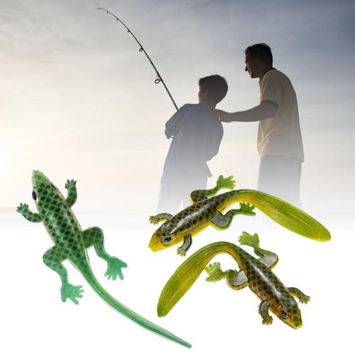 Lixada 10pcs Fishing Lure Fishing Tackle Lure Lures Fishing Lures Baits Soft Lure