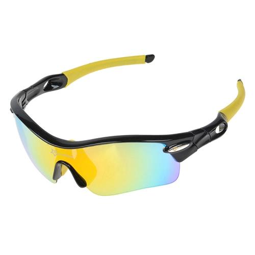 Buy ROCKBROS Polarized Cycling Sun Glasses Bicycle Cycle Bike Sunglasses Outdoor Sports Eyewear 5 Lenses