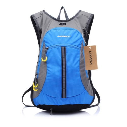 Buy Waterresistant Shoulder Outdoor Cycling Bike Riding Backpack Mountain Bicycle Travel Hiking Camping Running Water Bag