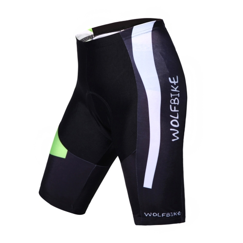Buy WOLFBIKE Cycling Bicycle Bike Wear Outdoor Unisex Riding Shorts 3D Padded Gel Fitness Sports