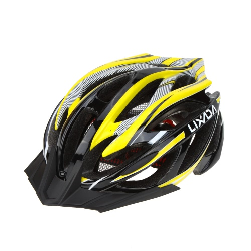 Lixada 21 Vents Ultralight Integrally-molded EPS Outdoor Sports Mtb/Road Cycling Mountain Bike Bicycle Adjustable Skating Helmet от Tomtop.com INT
