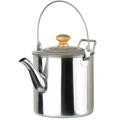 Buy 3000ML Outdoor Camping Pot Stainless Steel Kettle Tea Coffee