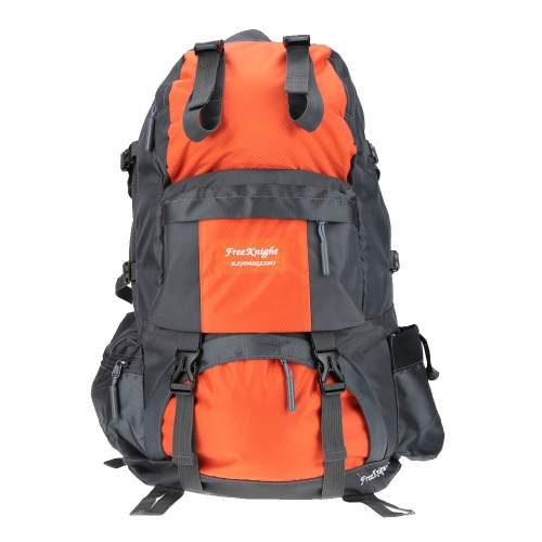 50-Liter Mountaineering Nylon Outdoor Backpack (Multiple Colors)