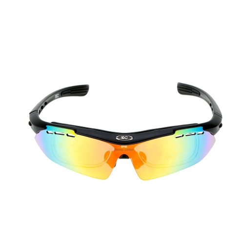 Buy BaseCamp Cycling Outdoor Sports Polarized Sun Glasses Bicycle Bike Riding Lightweight TR90 Frame Goggles Eyewear 6 Lens UV400