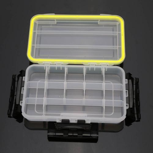 15 Compartments Transparent Lure Box Fishing Tackle Box от Tomtop.com INT