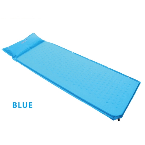 Buy BlueField Outdoor Camping Thick Automatic Inflatable Mattress Self-Inflating Moistureproof Tent Mat Picnic Pillow