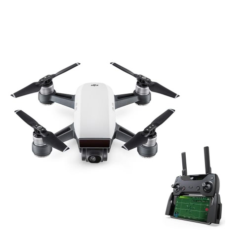 DJI Spark 12MP 1080P Wifi FPV RC Quadcopter with Remote Controller от Tomtop.com INT