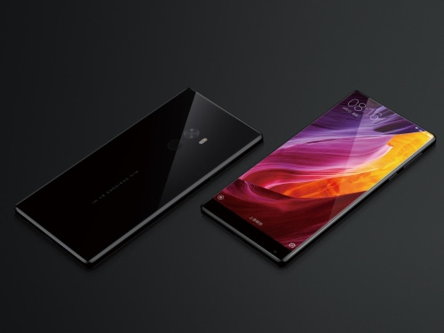 Xiaomi MIX 4G Smartphone 6.4inch FHD Screen 2040*1080pixel Snapdragon 821 Octa-Core 2.35GHz CPU 4GB RAM 128GB ROM UFS2.0 16.0MP+5.0MP Camera 4400mAh Battery NFC QC3.0 Type-C Fingerprint ID Black Ceramic Body Cellphone от Tomtop.com INT